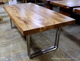 metal dining room tables metal dining room table legs dining room tables ideas