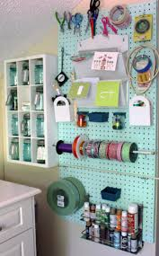remodelaholic what the craft another awesome crafting space