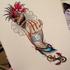 334 best tattoo flash images on pinterest sketches bobbers and