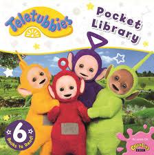 teletubbies pocket library egmont publishing uk 9781405281133