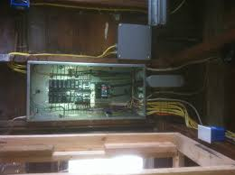 electricians electrical contractor services repair wa