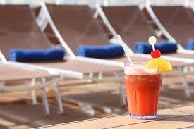 cocktail drinks on the beach 10 cruise lines with the best all inclusive alcohol packages