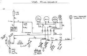 vdo tachometer wiring diagram efcaviation com