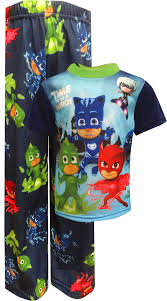 pj masks fan pajamas