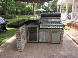 Small Outdoor Kitchen Designs by Outdoor Kitchen Design Center