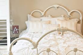 anthropologie inspired knotted bedding part 1 making the knotted