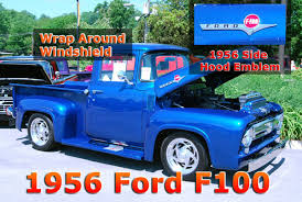 56 1956 ford truck f100