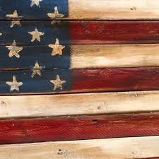 North Carolina Flag History Reclaimed Wood Flag North Carolina Nc Flag Rustic Wood North