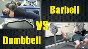 Bench Press Vs Dumbbell Press Dumbbell Bench To Barbell Bench Conversion Youtube