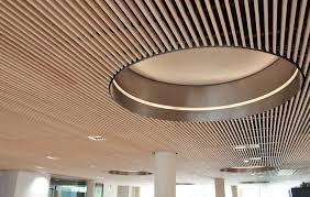 veolia siege social 8 000 m de panneaux bois au plafond de veolia entrepreneurs