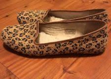 ugg womens alloway shoes zebra ugg australia print slip on shoes for ebay