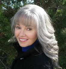 gray hair styles for at 50 271 best aging gracefully images on pinterest white hair grey