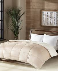 home design alternative color comforters premier comfort reversible micro velvet and sherpa