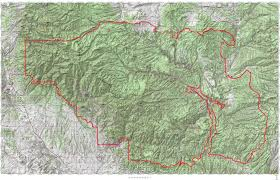 New Mexico Road Conditions Map by Gila Wilderness Area Climbing Hiking U0026 Mountaineering Summitpost