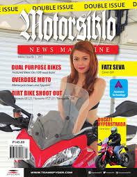 motorsiklo news magazine vol 1 no 3 by motorsiklo news magazine