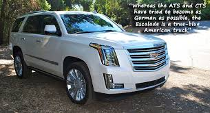 what year did the cadillac escalade come out we drive cadillac s escalade platinum continues to carry the big