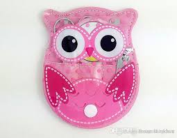 manicure set favors discount wholesale owl manicure set favor wedding bridal favor