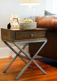 metal nightstands vintage locker nightstand brew u0027s room
