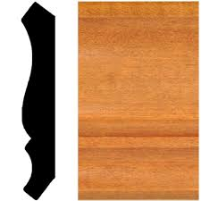 cherry moulding moulding u0026 millwork the home depot