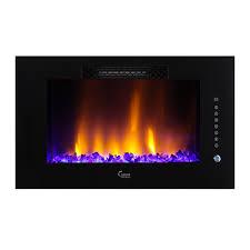 freestanding electric fireplace binhminh decoration