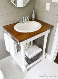 Build Your Own Bathroom Vanity Cabinet Home Magnificent The Brilliant Design Your Own Bathroom Vanity