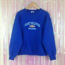 planet hollywood unisex sweatshirts u0026 hoodies ebay
