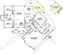 Cottge House Plan by Egrets Pass Cottage Rustic Floor Plans Ranch Floor Plans