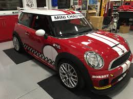 for sale ultra rare brand new us based r56 mini challenge race