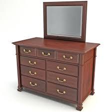 bedroom bureau dresser dresser bedroom bureau dresser mid century modern 6 drawer chest