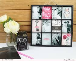 wedding home decor home decor anniversary printers tray pink paislee