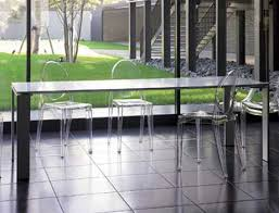 Style Chairs Mod Imports Philippe Starck Style Ghost Chair