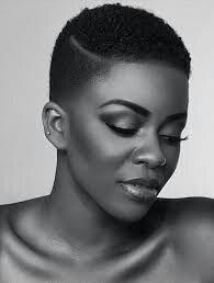 black women platham short hair those earrings via afro divas i d rock it pinterest diva