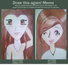 Draw This Again Meme Fail - draw this again pictures edf2 9 9