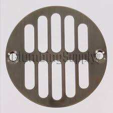 shower drain covers for acrylic fiberglass metal and tile
