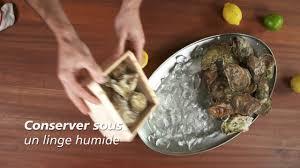 comment cuisiner des huitres comment ouvrir des huîtres