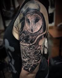owl shoulder best ideas gallery
