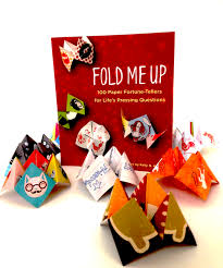fold me up paper fortune tellers for every age occasion and