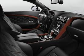 blue bentley interior 2014 bentley continental gt speed review digital trends