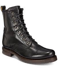 buy combat boots womens frye s combat booties boots shoes macy s