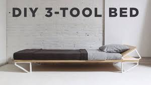 diy 3 tool bed by homemade modern watch or download downvids net