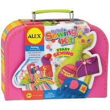 kid craft kits my sewing kit for kids alex kids craft kits at weekend kits
