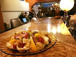 les fran軋is et la cuisine 波希米亞人咖啡 accueil taipei menu prix avis sur le
