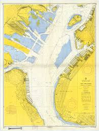 Noaa Maps Historic Nautical Charts Red Hook Waterstories
