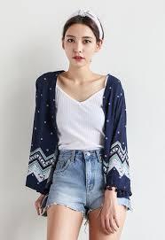 open blouse button open blouse