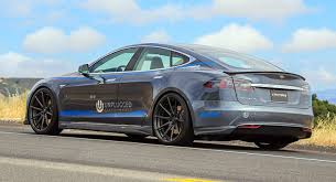 unplugged performance launches its full tesla model s body kit