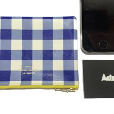 delfonics pouch delfonics quitterie pattern small pouch 20 tech accessories