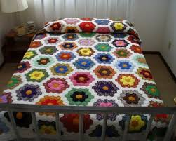 the quilter grandmother u0027s flower garden