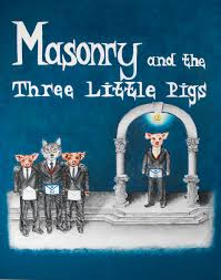 masonry and the three little pigs