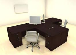 T Shaped Office Desk Furniture 2 Person Desk Computer Desk For 2 Best Choice T Shaped