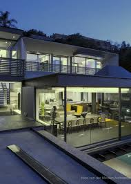 concrete house design by nico van der meulen architects